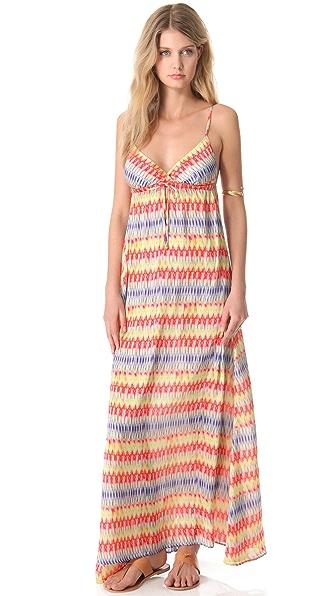 PilyQ Kyla Cover Up Maxi Dress