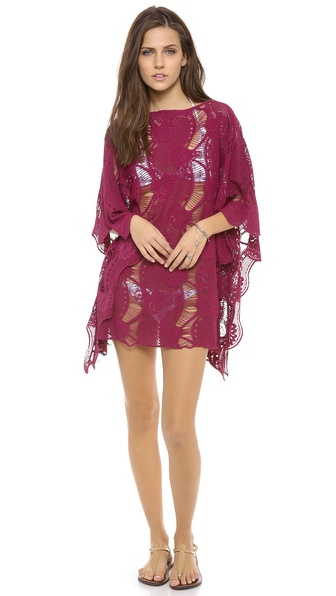 PilyQ Berry Bliss Tunic