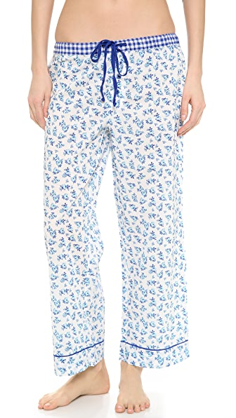 PJ LUXE Aquamarine PJ Pants