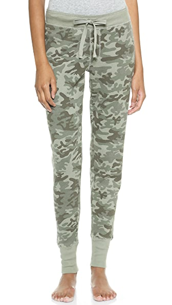 PJ LUXE PJ Salvage Army Sweats