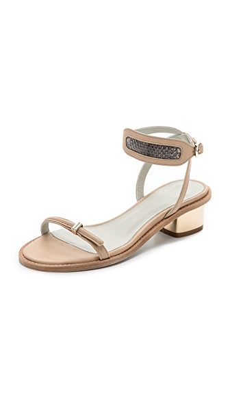 Plomo Jaquenetta Low Heel Sandals