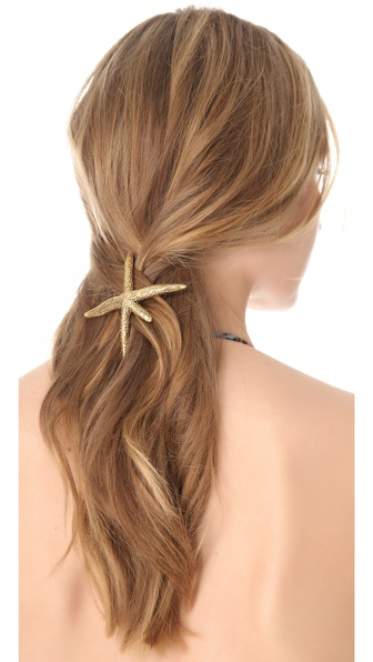 PLUIE Starfish Barrette