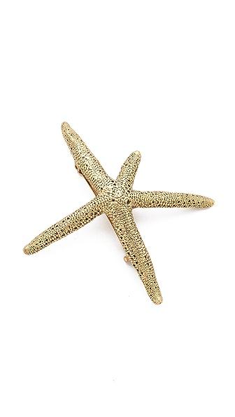 PLUIE Starfish Barrette