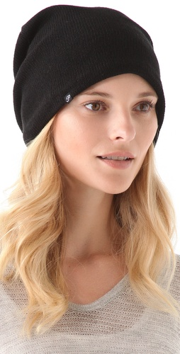 Plush Barca Slouchy Hat at Shopbop.com