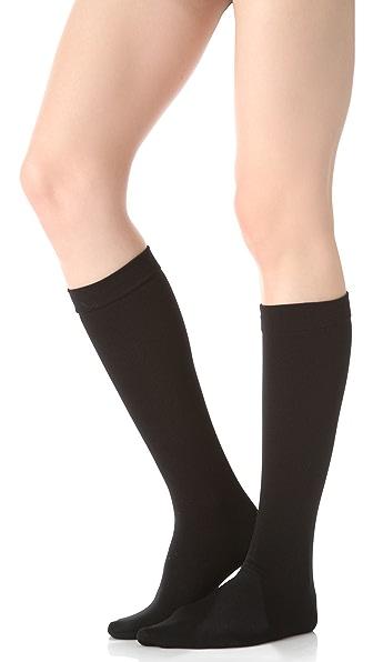 Plush Fleece Lined Knee High Socks