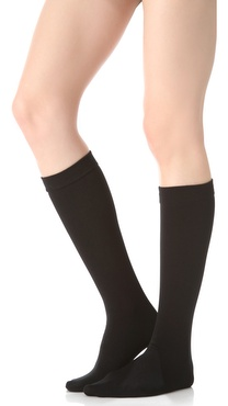 Plush Fleece Lined Knee High Socks