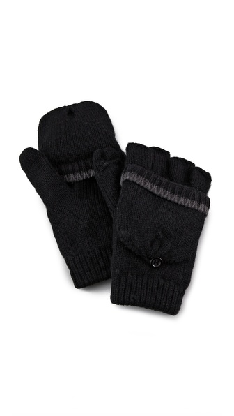 Plush Fleece Lined Texting Mittens