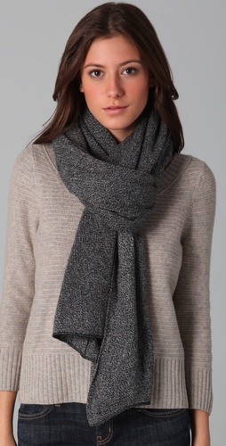 Plush Extra Plush Heathered Scarf