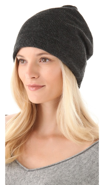 Plush Barca Slouchy Hat