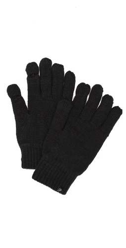 Plush Fleece Lined Smartphone Gloves at Shopbop / East Dane
