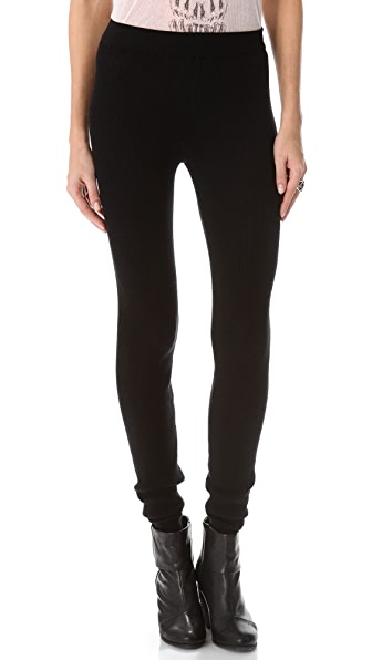 Plush Thermal Leggings