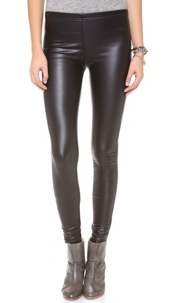 Plush Liquid Leggings