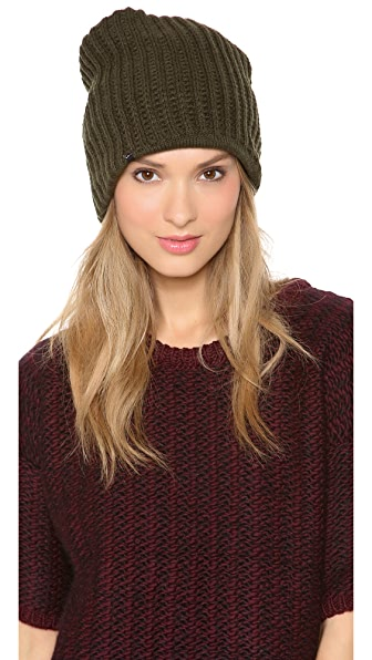 Plush Thermal Knit Beanie