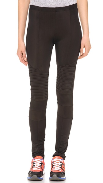 Plush Moto Leggings
