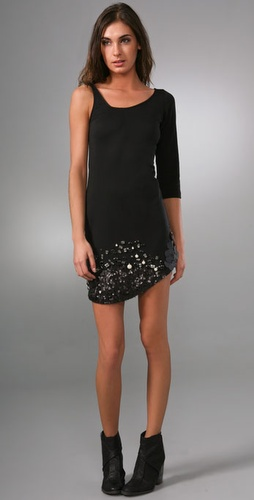 Pencey One Sleeve Dress