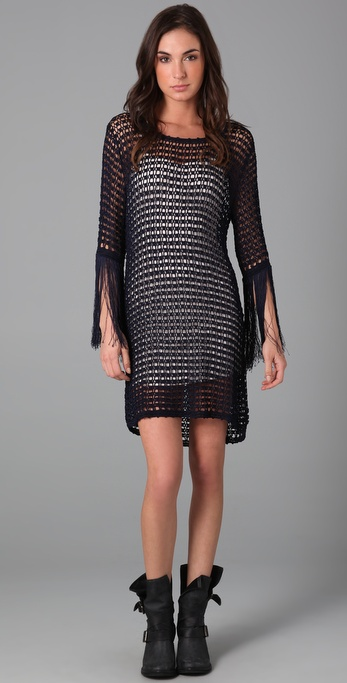 Pencey Mini Dress