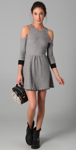 Pencey Open Shoulder Dress