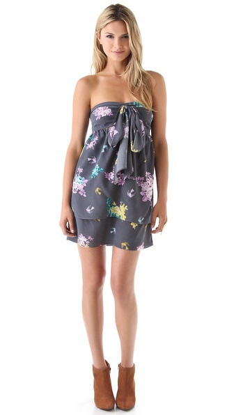 Pencey Bow Dress