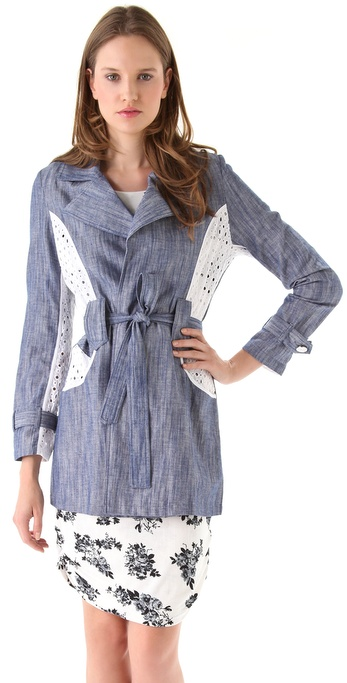 Pencey Trench Coat
