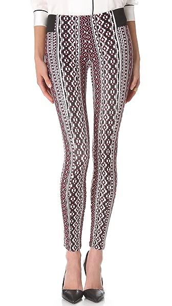Pencey Slim Printed Pants