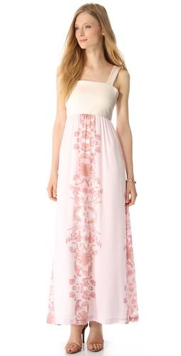 Pencey Mix Maxi Dress