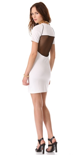 Pencey Column Dress