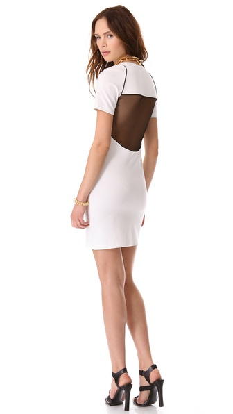 Pencey Column Dress