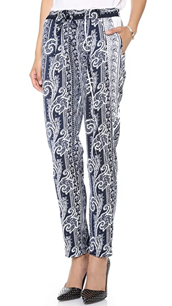 Pencey Bandana Print Pants
