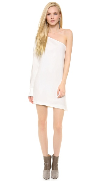 Pencey Ceremony One Shoulder Dress