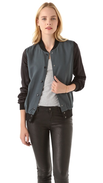 Pencey Standard Varsity Jacket by Jessica Hart for Pencey Standard