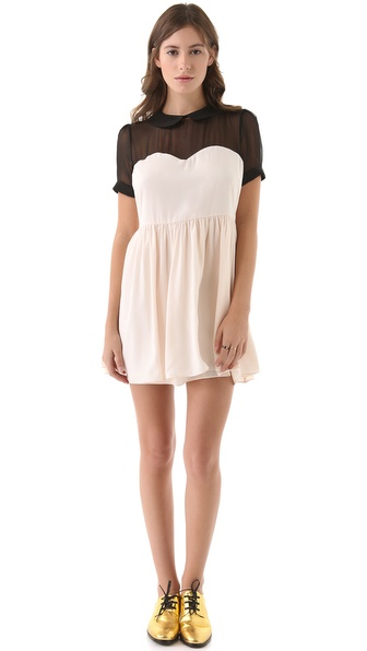 Pencey Standard Sweetheart Dress by Jessica Hart for Pencey Standard