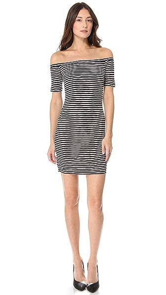 Pencey Standard Off Shoulder Dress