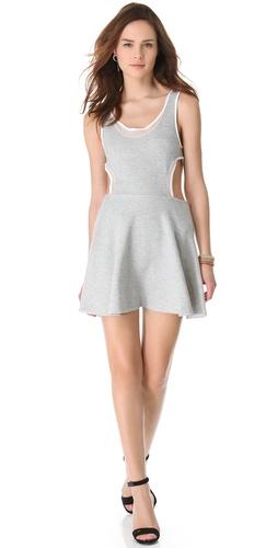 Pencey Standard Inset Mini Dress