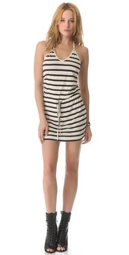 Pencey Standard Striped Halter Dress