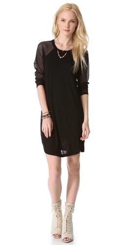 Pencey Standard Baseball Mini Dress