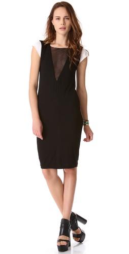 Pencey Standard Deep V Dress
