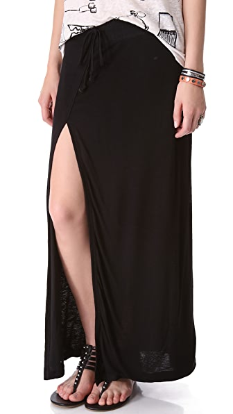 Pencey Standard Feature High Slit Skirt