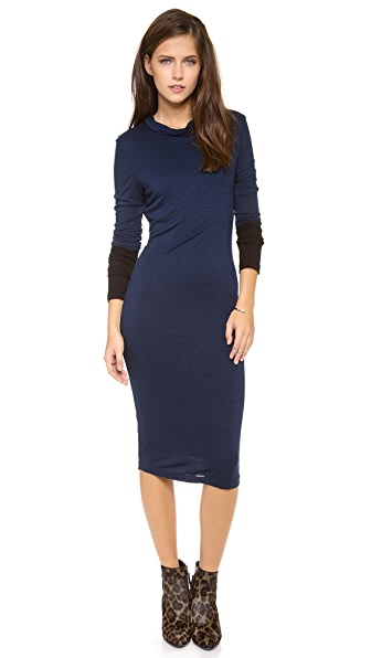 Pencey Standard Funnel Neck Dress