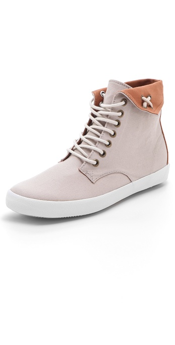 Pointer Hannah High Top Sneakers