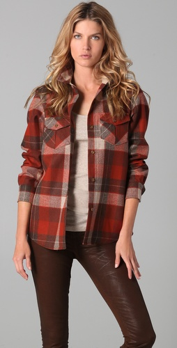 Pendleton, The Portland Collection Plaid Shirt