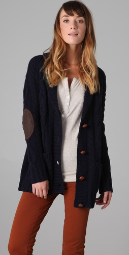Pendleton, The Portland Collection Grandpa Cardigan