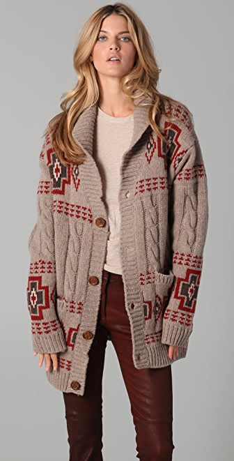 Pendleton, The Portland Collection Harding Cardigan