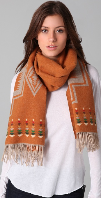 Pendleton, The Portland Collection Harding Scarf