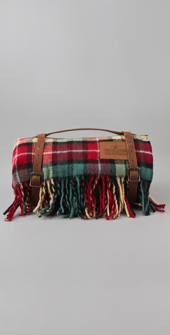 Pendleton, The Portland Collection Carry Along Outdoor Blanket