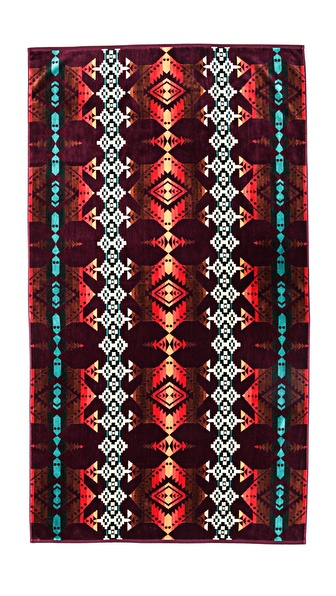 Pendleton, The Portland Collection Jerome Towel