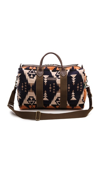 Pendleton, The Portland Collection Thomas Kay Barrel Bag