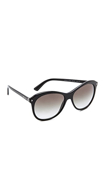Prada Prada Pinched Sunglasses (Multicolor)