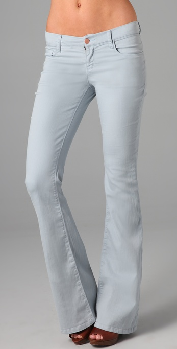 Pray For Mother Nature Jesse Spano Flare Jeans