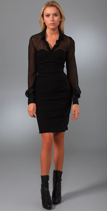 Preen By Thornton Bregazzi Nicole Dress