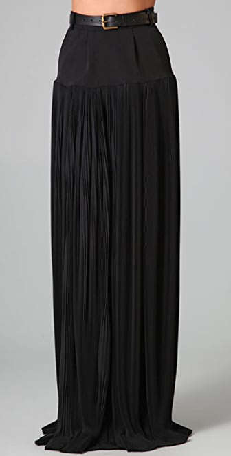 Preen By Thornton Bregazzi Western Long Skirt
